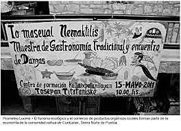 Declaración de Oaxaca sobre el turismo indígena.