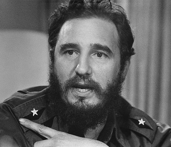 Fidel Castro del 1