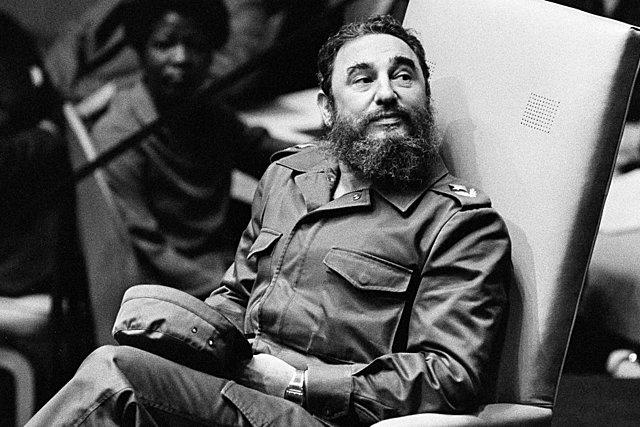 Fidel Castro del 2