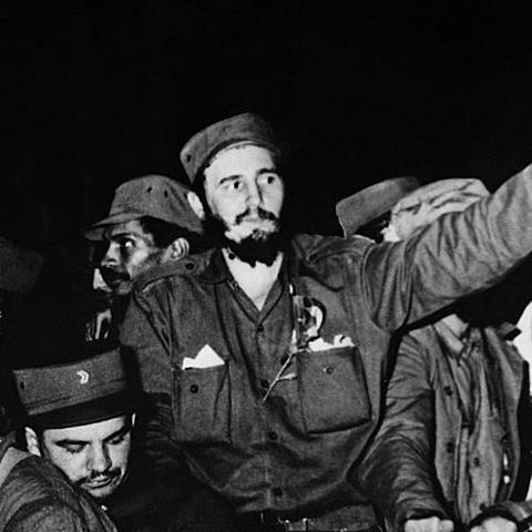 Fidel Castro del 3