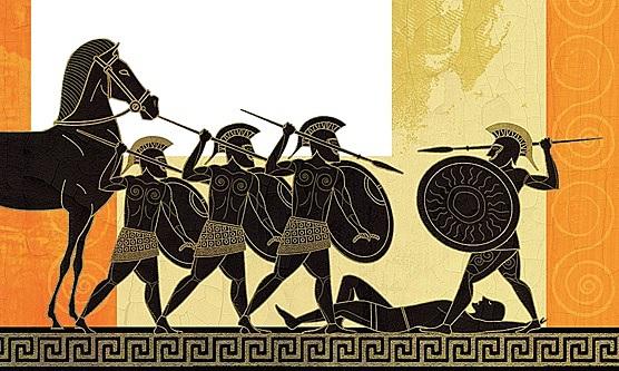 Ilíada e Odisseia de Homero - Poemas Homéricos