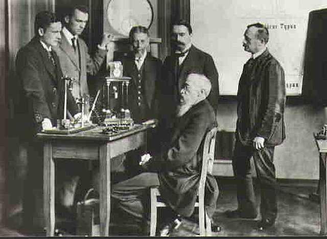 El inicio de la Psicologia como Ciencia