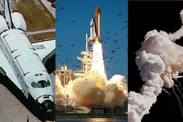 Explosión del Transbordador Challenger