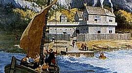Ligne du temps portrait de la Nouvelle-France timeline