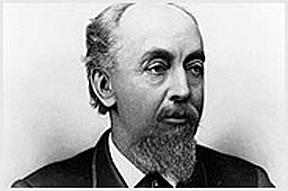 William Le Baron Jenney. (1832-1907).