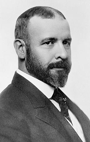 Louis Sullivan. (1856-1924).