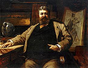 Henry Hobson Richardson. (1838-1886).