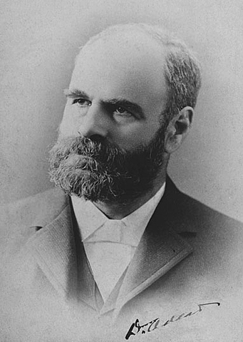 Dankmar Adler. (1844-1900).