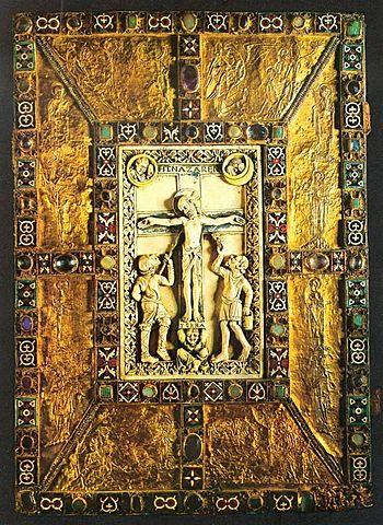 Codex Aureus of St. Echternach