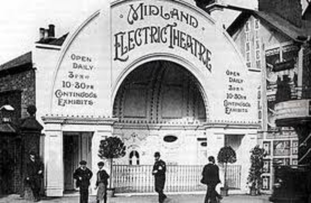 electric theater