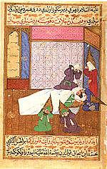 Mort de Mahoma
