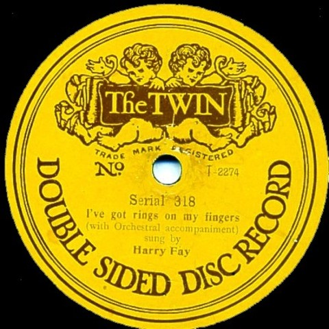 Double Sided Record