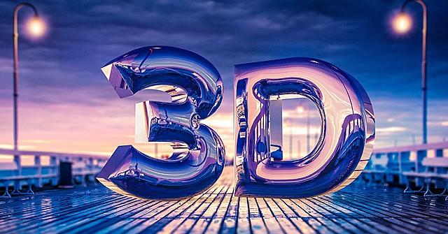 La tecnología 3D