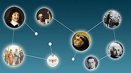 Les grandes découvertes scientifiques des années 1750 à 2000 timeline