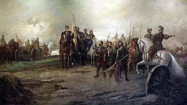 Batalla de Villalar de los Comuneros
