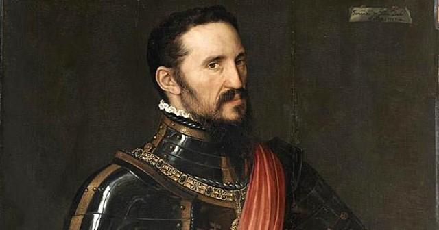 Rebelión contra Felipe II