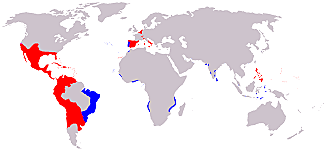 """Unión con Portugal (""""Unión Ibérica"""")"""