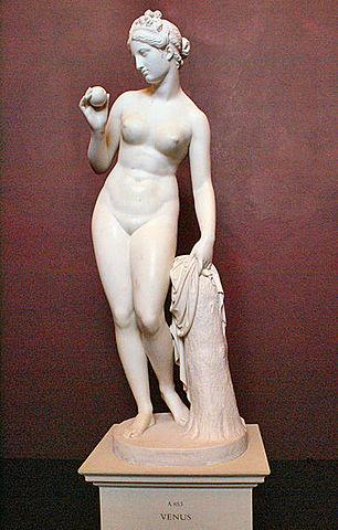 """""""Venus Triunfante"""". Thorvaldsen"""