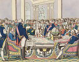Congress of Vienna and Holy Alliance Treaty                                                         https://youtu.be/DuVw9sGpWUc