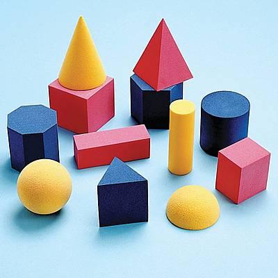 История возникновения геометрии timeline