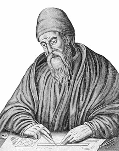 Евклид Александрийский (325−265 лет до н. э.)