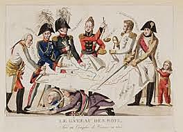 The Congress of Vienna and Holy Alliance Treaty