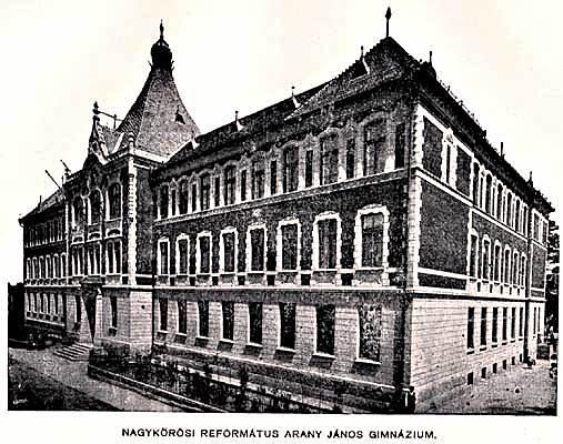 A nagy kőrösi református egyháztanács