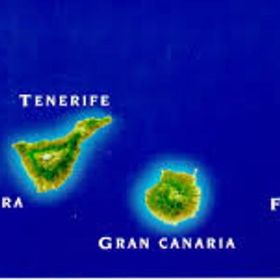 Origen de las Islas Canarias timeline