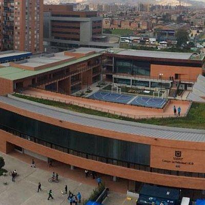 Historia Colegio La Felicidad IED timeline