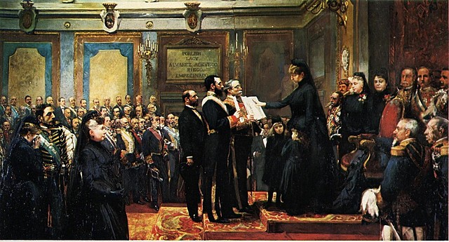 L'inici de la Restauració - Alfons XII