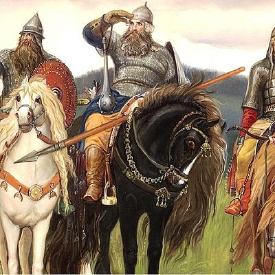 Первые князья Киевской Руси timeline