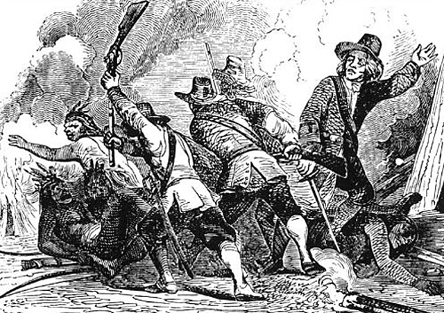 First Powhatan War