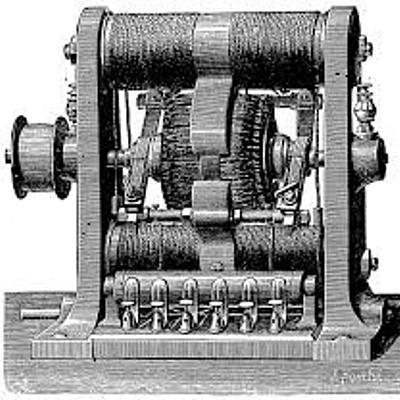 Une brève histoire de l'électricité. Fait par Gael, Victoire, Louane et Marie timeline