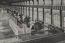 La première usine électrique du monde dans le quartier de Wall Street à New-York : Pear Street Station