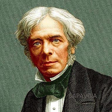 Michael Faraday et Création du premier moteur électrique rotatif