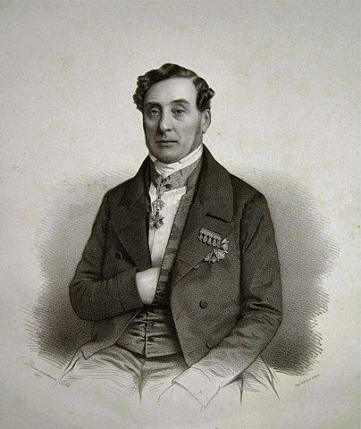François Jacques de Larderel et les essais géothermique