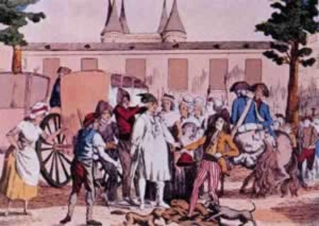 Fuga de Luís XIV