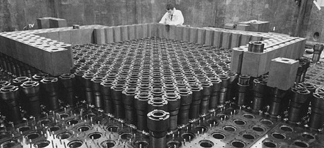 Le premier réacteur nucléaire