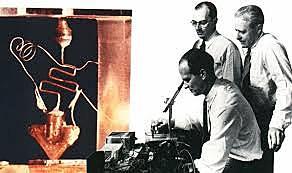 L'invention du transistor