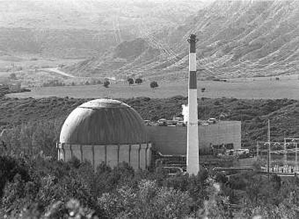 La première centrale nucléaire française