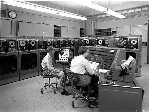 Construcción del UNIVACI