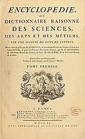 1ª edición da enciclopedia