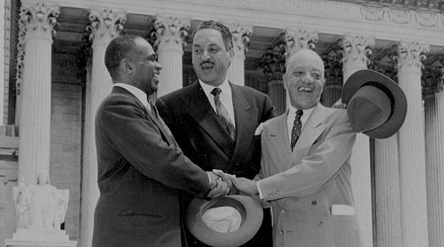Brown v. The Board of Education of Topeka, Kansas decision ended segregation