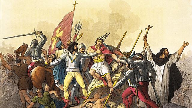 Pizarro Conquers the Inca Civilization
