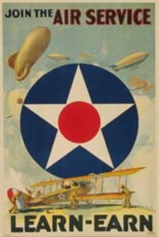 First Aeronautical Division Established