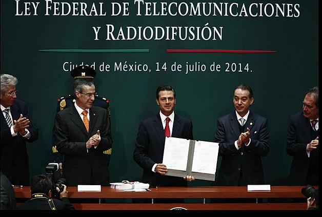 Ley Federal de Telecomunicaciones y Radiodifusión