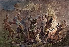 End of the Anglo Powhatan Wars