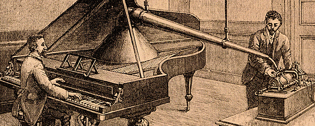 The First Piano was Invented