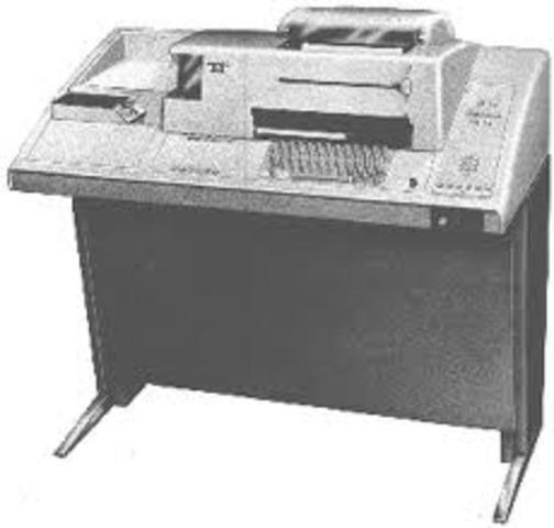Teletypewriters
