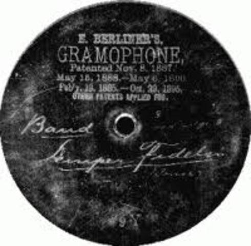 Double-sided phonograph